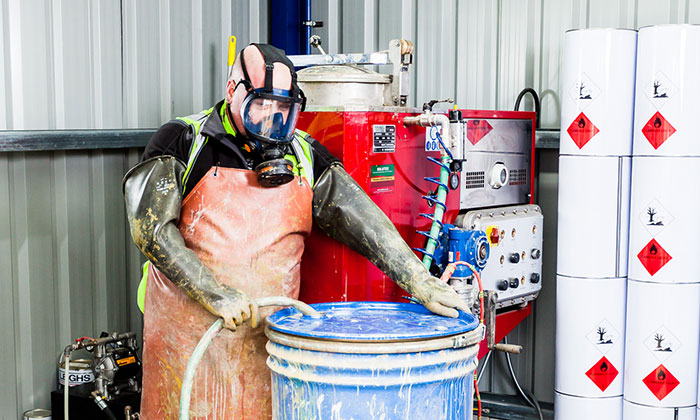 solvent recycling austin
